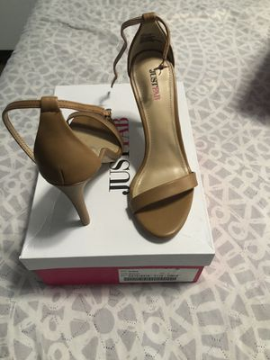 Beige heels for Sale in Miami Gardens, FL