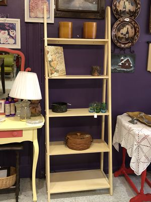 Wooden ladder bookcase (s) for Sale in New Market, MD