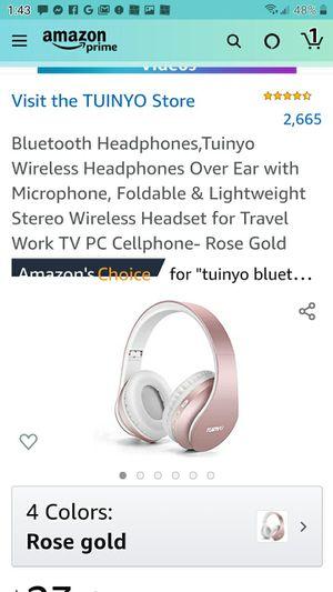 Bluetooth headphones for Sale in Las Vegas, NV