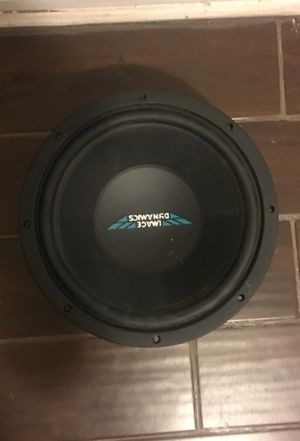 """One 12"""" sub for Sale in Durham, NC"""