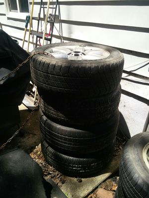 Rims and tires for Sale in Baltimore, MD