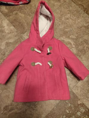12 month peacoat zip up jacket for Sale in Cave Creek, AZ