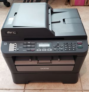Brother printer MFC-7460DN (TN-420 or TN450 toner) for Sale in Houston, TX