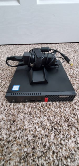 Lenovo M710q MT-M tiny pc for Sale in St. Peters, MO