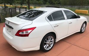 2011 NISSAN MAXIMA SV-SPORT LOW MILES BACK UP CAMERA EXCELLENT SHAPE for Sale in New York, NY