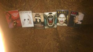 AMERICAN HORROR STORY SEASONS 1-6 DVD NEW for Sale in Clinton, KY