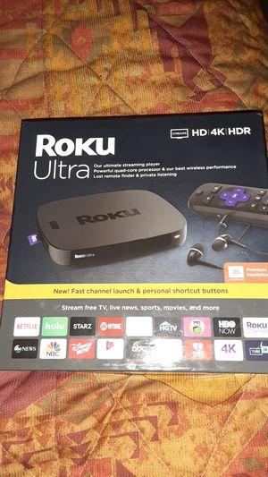 Roku ultra for Sale in Chandler, AZ
