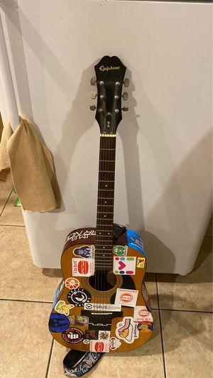 Epiphone guitar for Sale in Riverside, CA