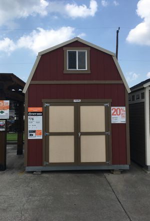 577 Tuff Shed TB700 10x12 display was $4,826 now $3,861 for Sale in Houston, TX
