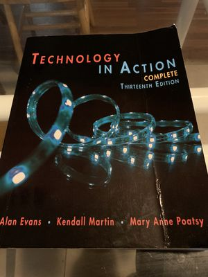 Technology in action - 13th edition for Sale in Redmond, WA