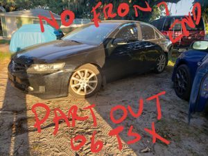 06 Acura tsx part out for Sale in Apopka, FL