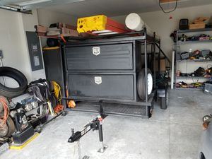 8ftx 5 ft trailer for Sale in Riverview, FL