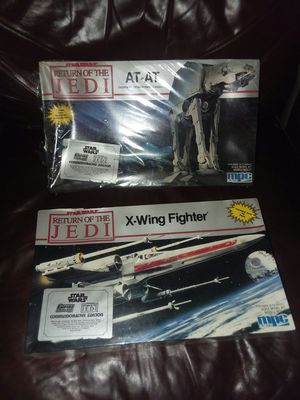 2 New, in box Star Wars models for Sale in Hilton Head Island, SC