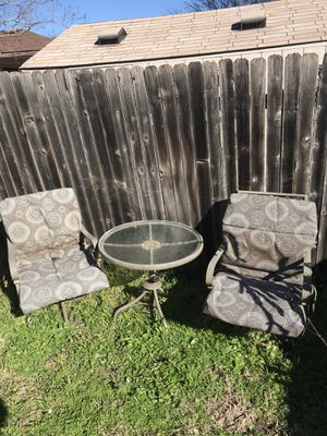 PATIO FURNITURE for Sale in Round Rock, TX