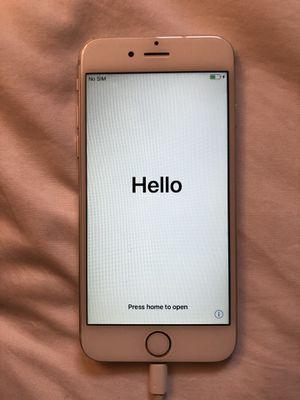 Silver iPhone 6 unlocked for Sale in Seattle, WA