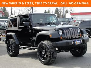 2011 Jeep Wrangler for Sale in Monroe, WA