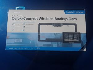 Type S back up camera for Sale in Bartow, FL