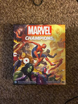 Marvel Champions Core set for Sale in Upland, CA