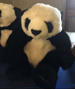 2 panda bears for Sale in Salt Lake City, UT