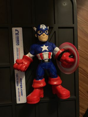 Talking Captain America for Sale in Glen Burnie, MD