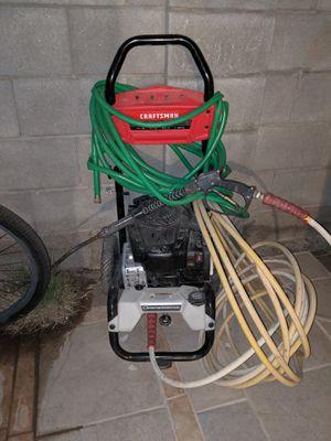 Craftsman pressure washer for Sale in Yuma, AZ