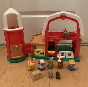 Fisher-Price Little People—Old MacDonald's Farm for Sale in Vienna, VA