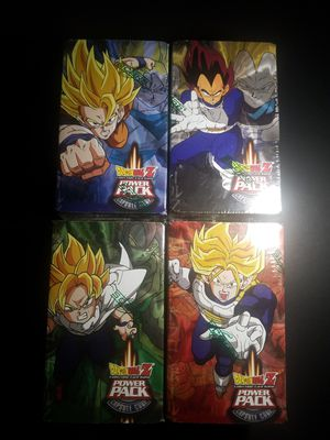 dragon ball z cards score power pack for Sale in Orange, CA