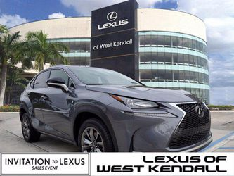 2016 Lexus Nx 200T for Sale in Miami,  FL