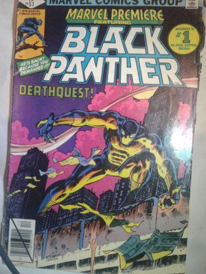 Marvel, DC, vintage comics Black Panther,Superboy,Batman,Ironboy you name it. for Sale in Raytown, MO