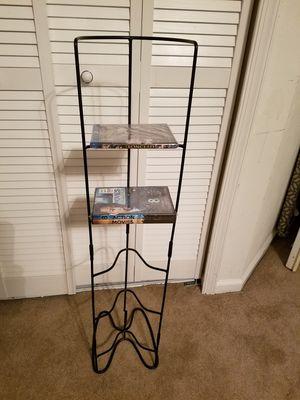 Dvd rack for Sale in Virginia Beach, VA