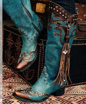 Genuine Leather Boots for Sale in Sugar Land, TX