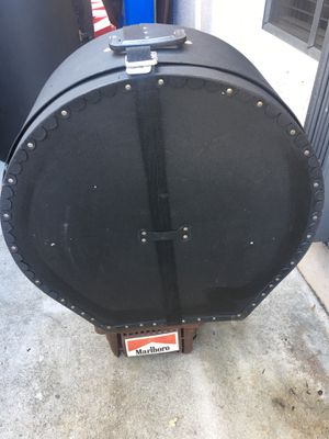 Adjustable musical steel drum case with special protection inside for Sale in Lauderhill, FL