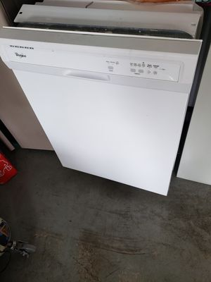 Dishwasher whirlpool for Sale in Bolingbrook, IL