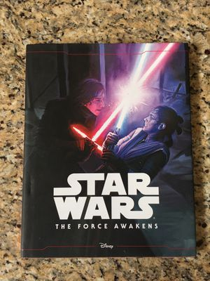 Star Wars the force awakens book by disney. Asking $4 for Sale in Glendale, AZ