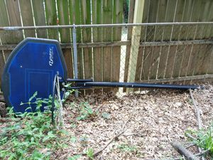 Basketball hoop need gone for Sale in Forest Heights, MD