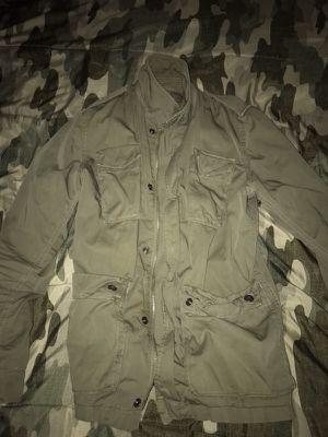 Olive Green Cargo Jacket size small-medium for Sale in Bolingbrook 05265f4cdcfa