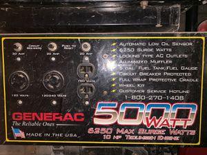 5000 watt general generator for Sale in Calipatria, CA