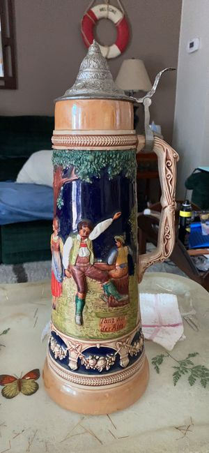 German Collectors Stein for Sale in Reisterstown, MD