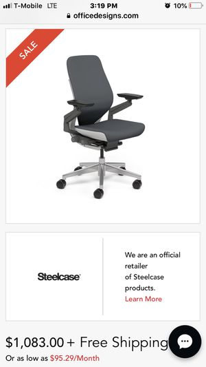 Gesture Office Chair And Leap Office Chair for Sale in Whittier, CA