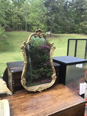 Antique High End Mirror Approx 45x25 for Sale in Fairburn, GA
