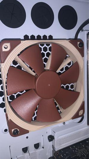 Noctua NF-A14 PWM, Premium Quiet Fan, 4-Pin (140mm, Brown) for Sale in Hialeah, FL