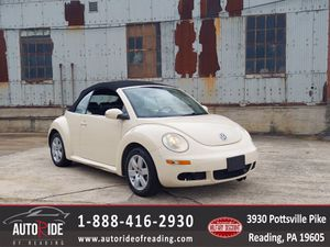 2007 Volkswagen New Beetle Convertible for Sale in Reading, PA