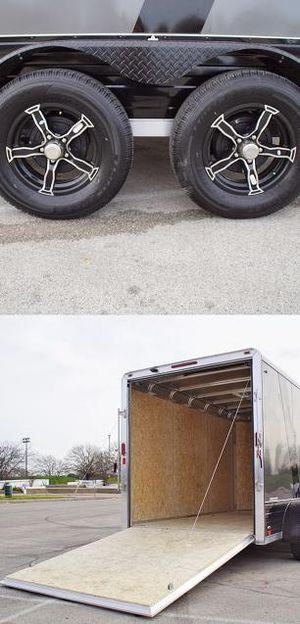$1000 Enclosed Cargo Trailer for Sale in Bridgeport, CT
