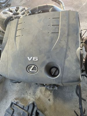 Lexus IS 250 motor whit 55 miles 2010 I have title for Sale in Los Angeles, CA