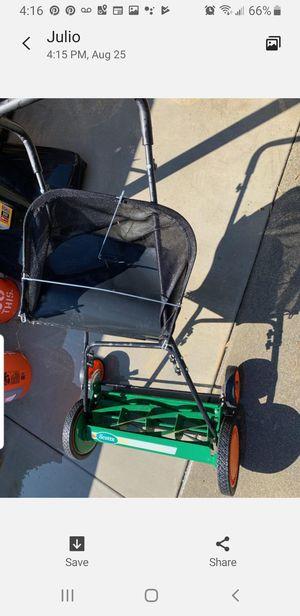 Push lawn mower for Sale in Riverside, CA
