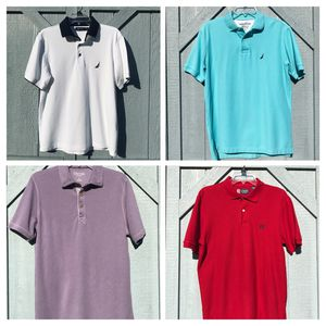 Men's Polo Shirts Set (4) for Sale in Plain City, OH