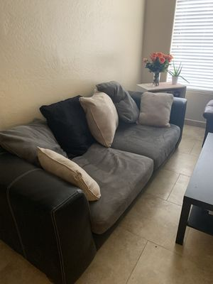 Couch - Clean, Lightly Used for Sale in Tempe, AZ