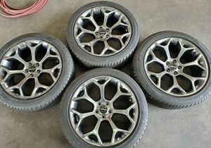 """20"""" OEM Chrysler 300 rims and tires for Sale in MARTINS ADD, MD"""