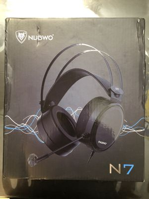 NUBWO Gaming headsets PS4 N7 Stereo Xbox one Headset for Sale in Los Angeles, CA