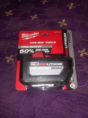 Batería HD12.0 nueva for Sale in Phoenix, AZ
